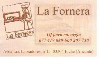 LA FORNERA