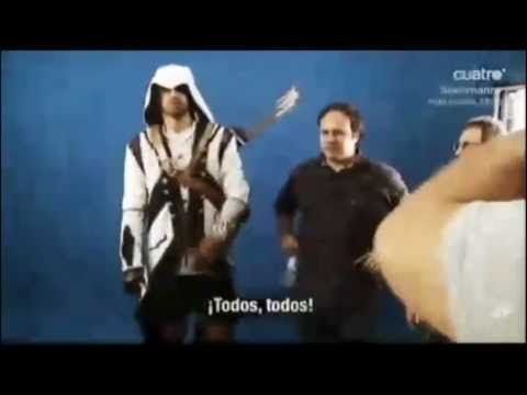Fanvídeo de Assassin's Creed III
