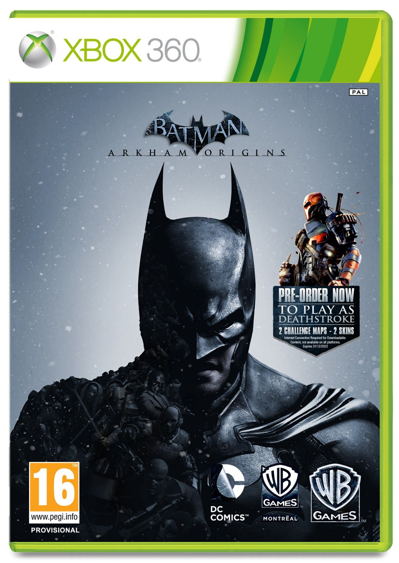 Batman Arkham Origins 10