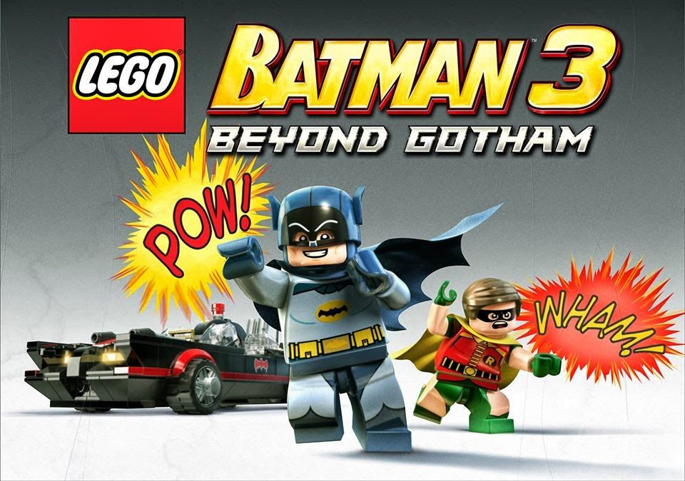 LEGO Batman 3 1966