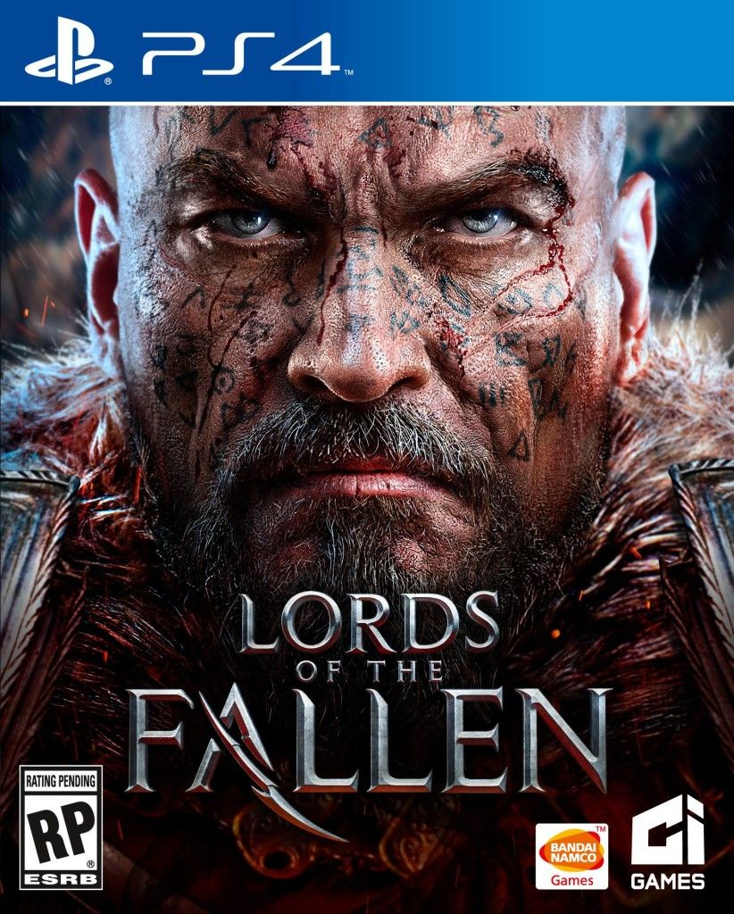 Lords of the Fallen Cover Art revealed 5