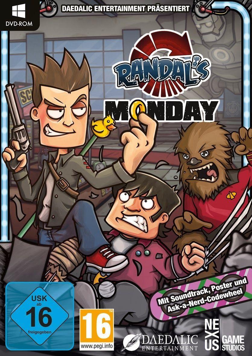 ANÁLISIS: Randal's Monday