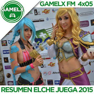 GAMELX FM 4×05 – Repaso Elche Juega 2015