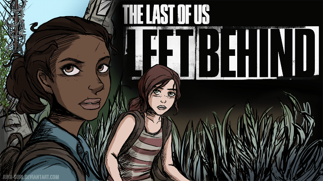 the last of us   left behind by riku gurl d76gph7