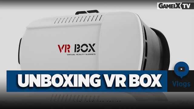 VR box | Gafas de Realidad Virtual | Unboxing