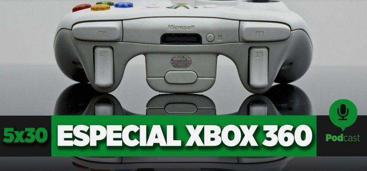 GAMELX 5×30 – Especial XBOX 360