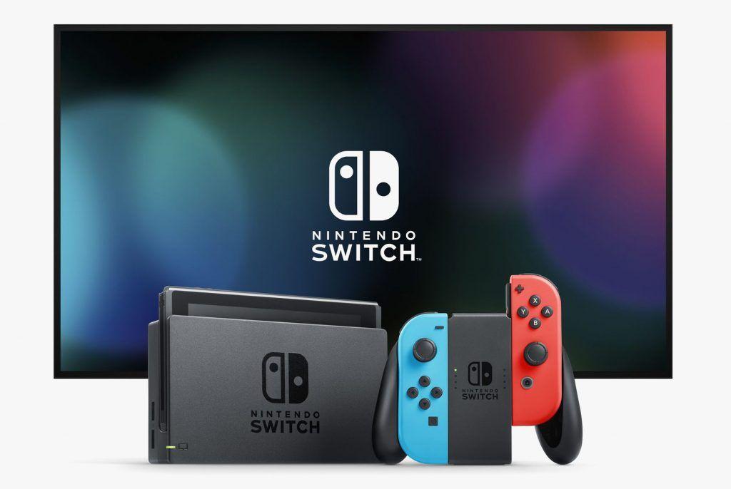 Nintendo Switch Gear Patrol Lead FUll