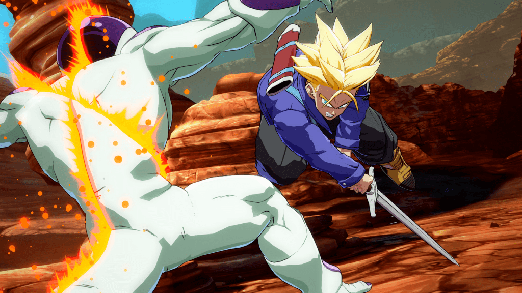 Trunks Dramatic Cut 1516611522