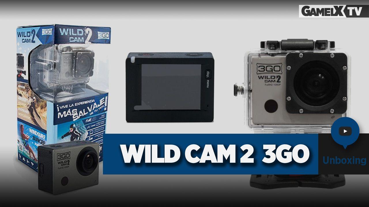 Unboxing Wild Cam 2