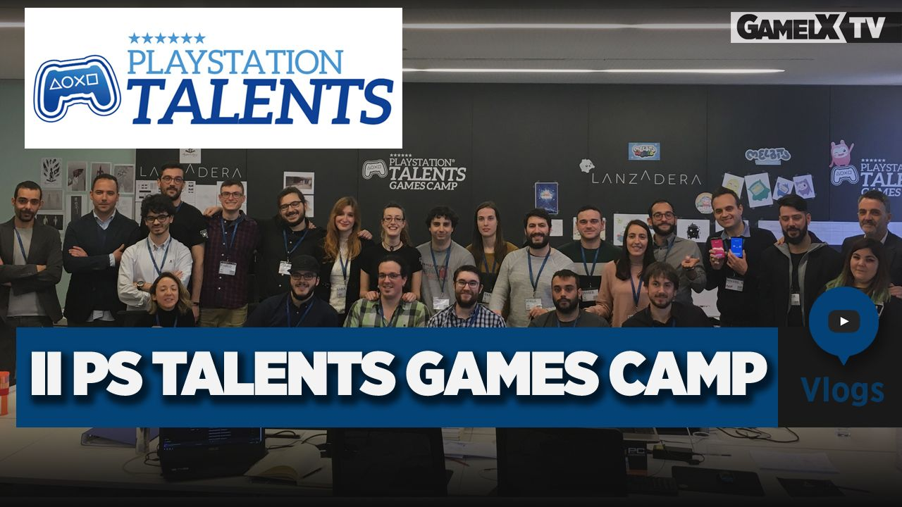 Vlog Toni PS Talents Games Camp