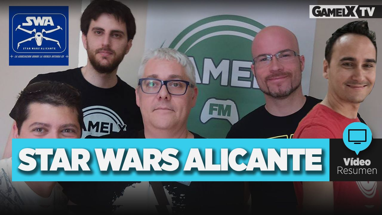 Vídeo resumen Star Wars Alicante