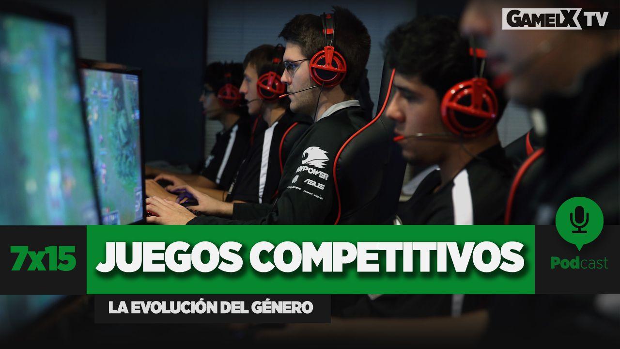evolución del juego competitivo