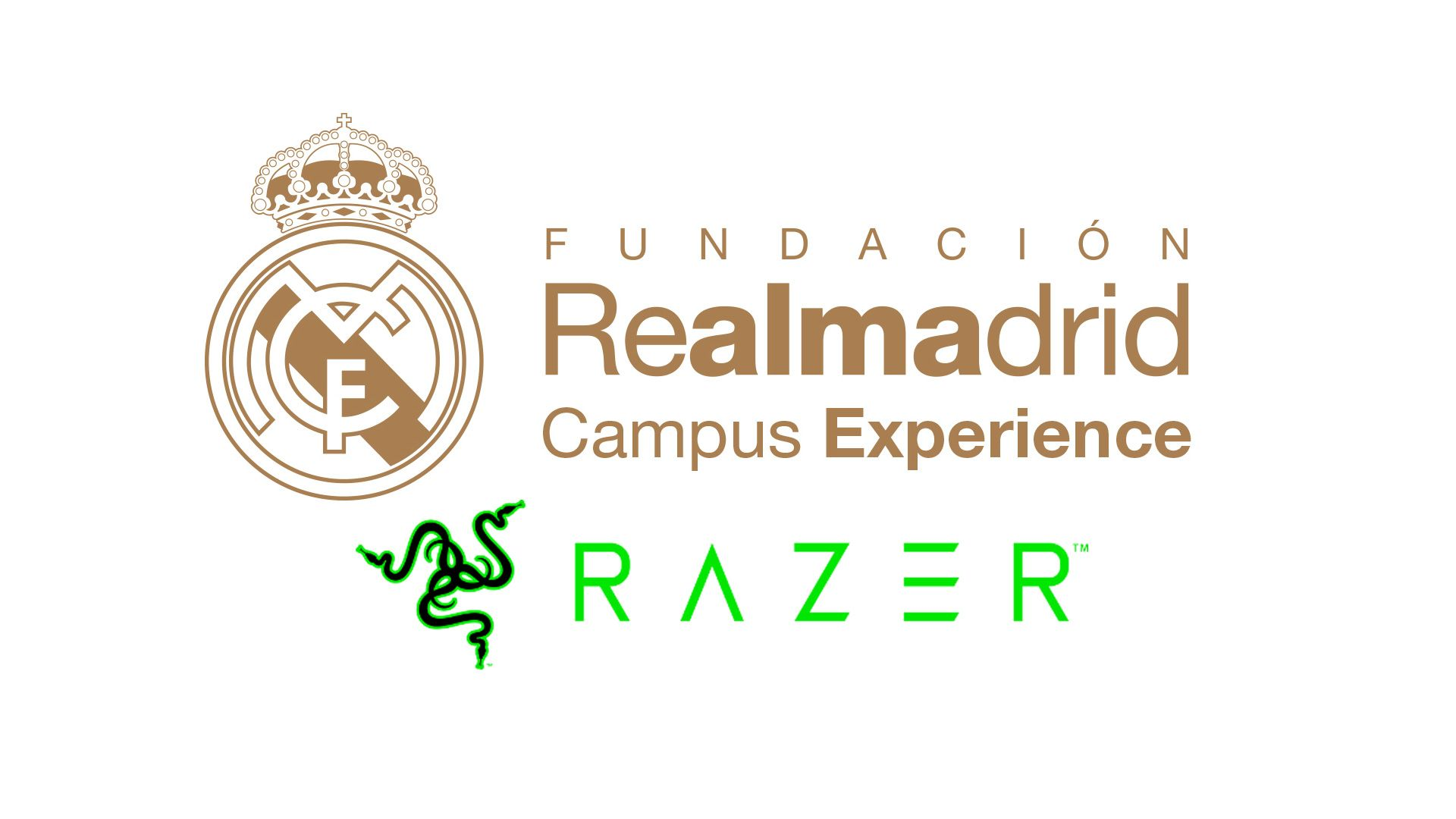 fundacion campus experience real madrid razer