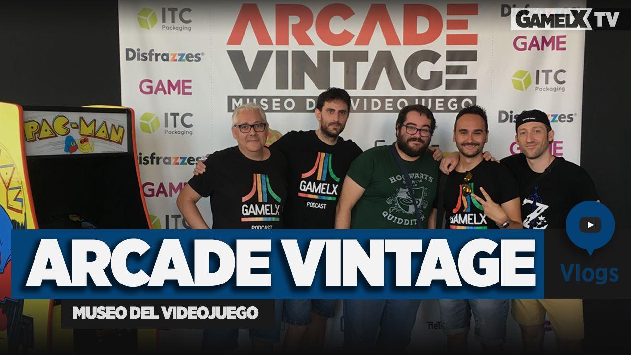 Vlog - Arcade Vintage