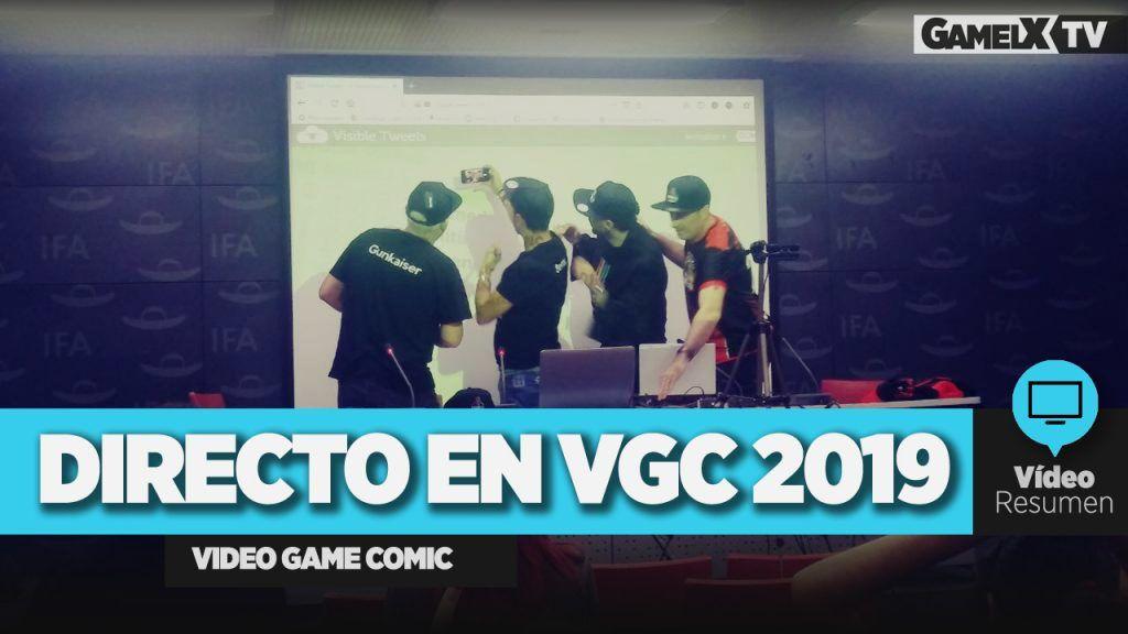 Directo VGC 2019