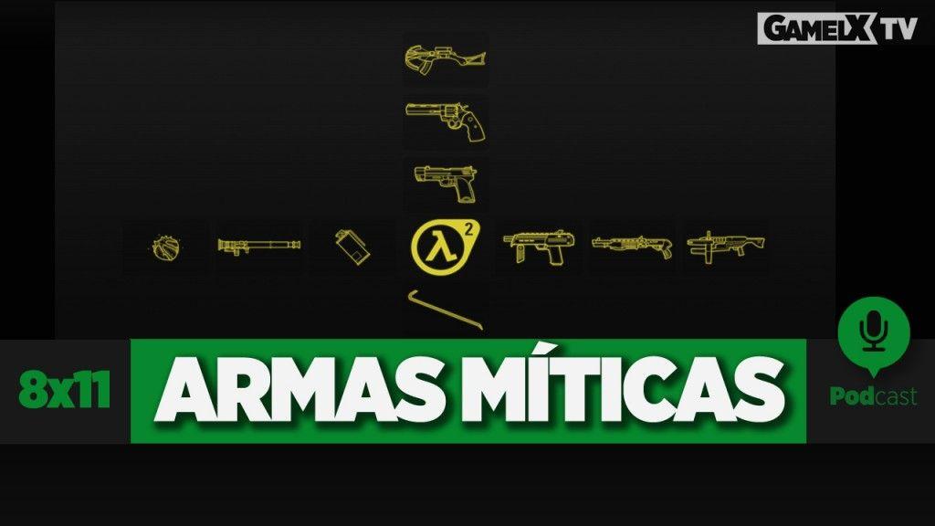 armas míticas en los videojuegos