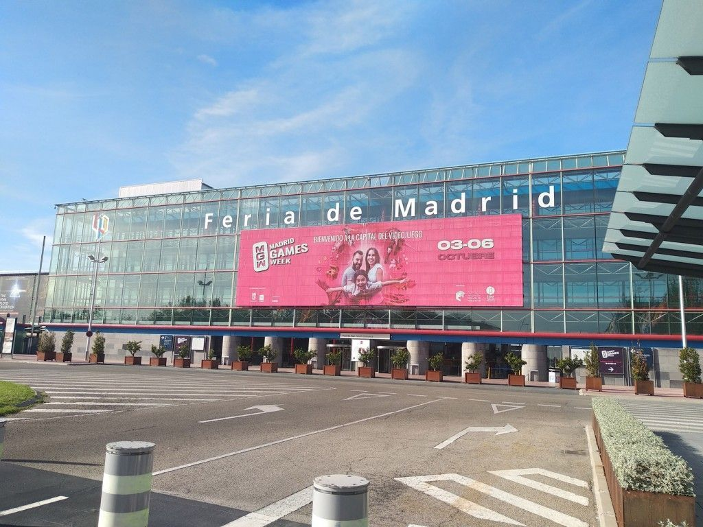 Madrid Games Week 1