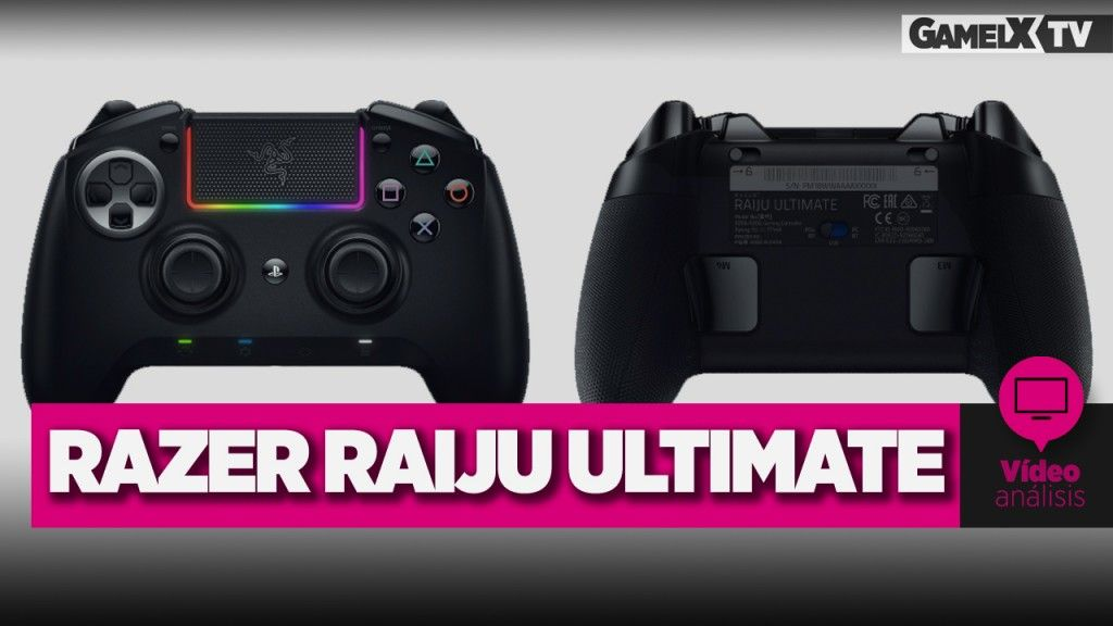Analisis De Razer Raiju Ultimate Gamelx The razer raiju ultimate is our first controller to feature both bluetooth and wired connection. analisis de razer raiju ultimate gamelx
