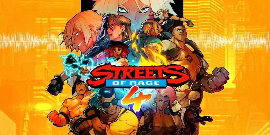 análisis streets of Rage 4