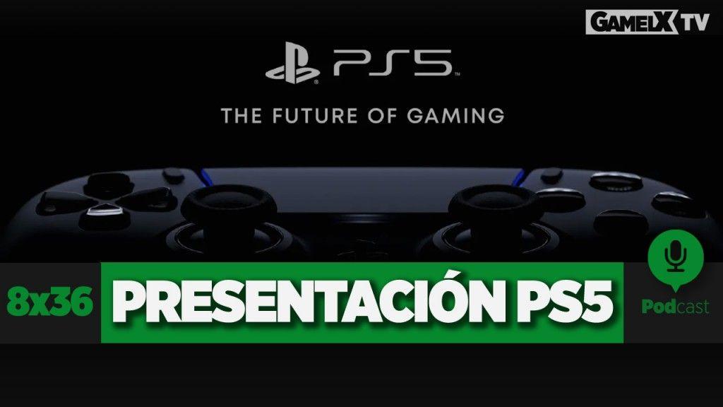 presentación de la ps5