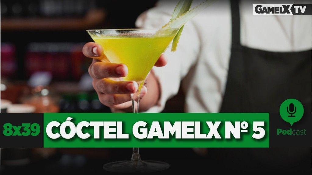 cóctel GAMELX nº 5
