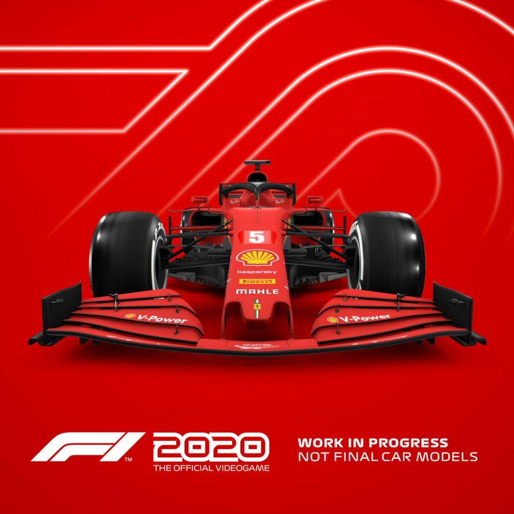 F12020 Ferarri 1x1