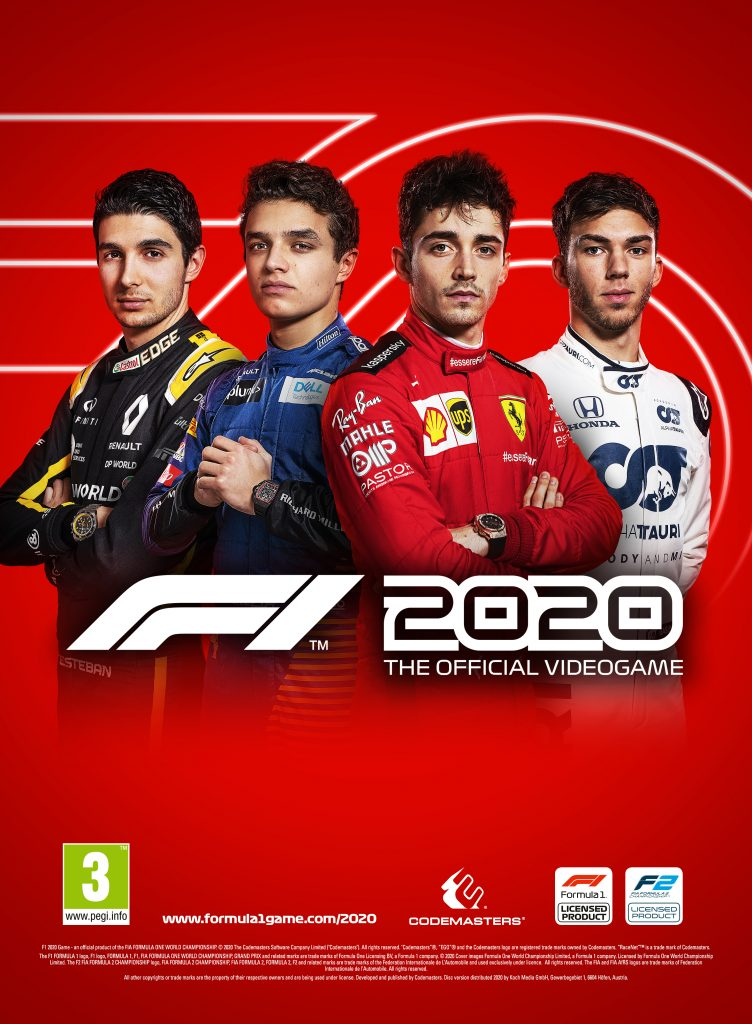 F12020 KEYART ASSET 4 DRIVER YOUNG   Portrait