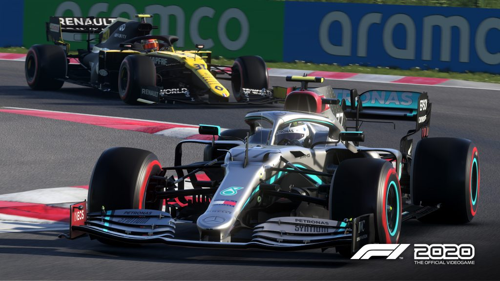 F1 2020 Hungary Screen 11 4K