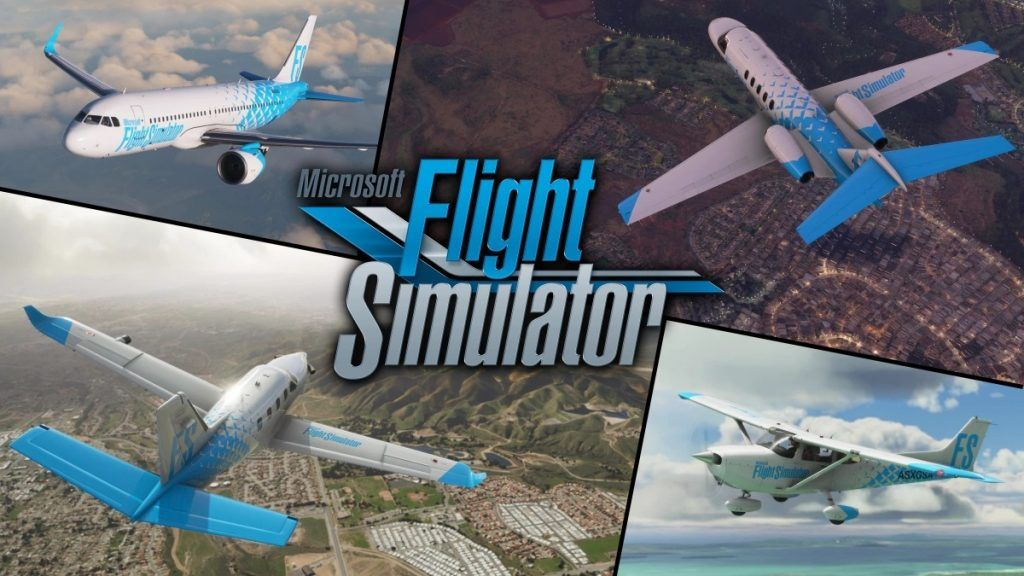 Ya disponible Microsoft Flight Simulator