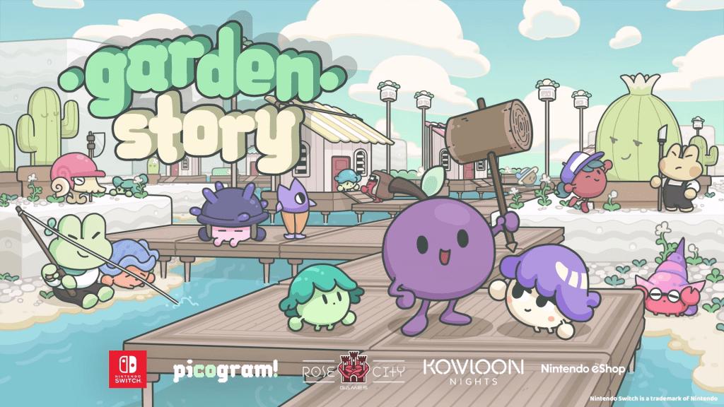 Garden Story - Rose City Games
