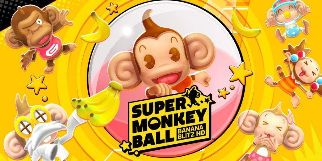 análisis de supermonkey ball banana blitz hd