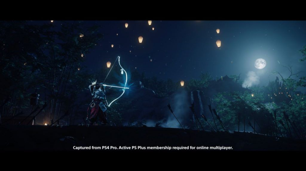 Sucker PUnch presenta ghost of tsushima leyendas