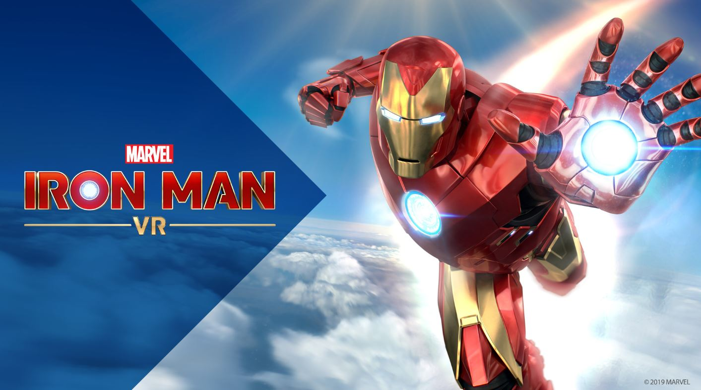 PS IRONMANvr