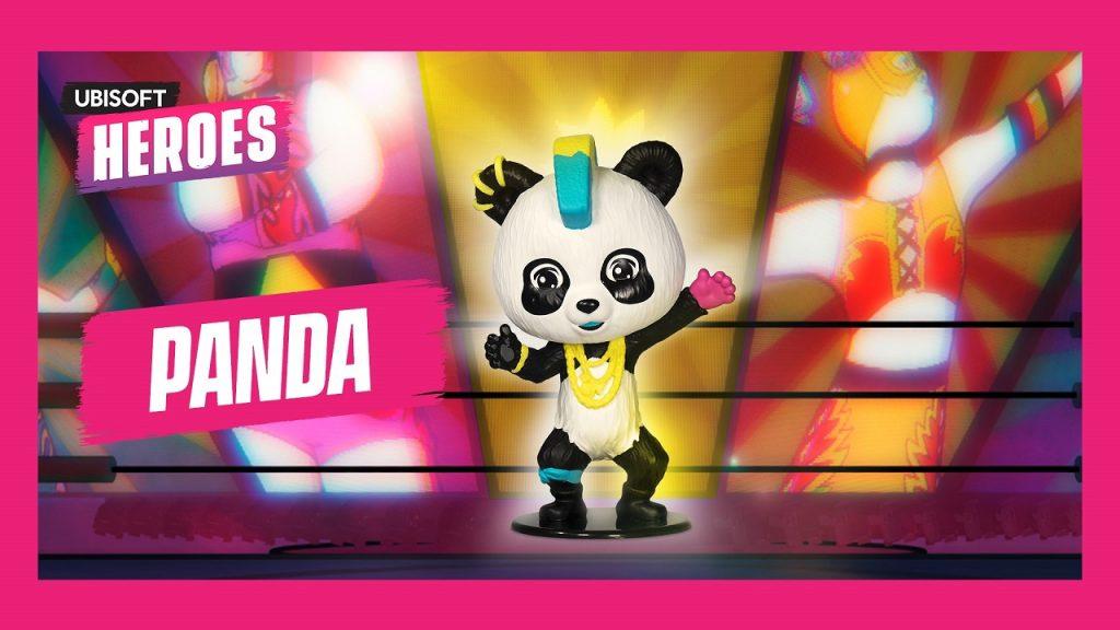 panda ubisoft heroes