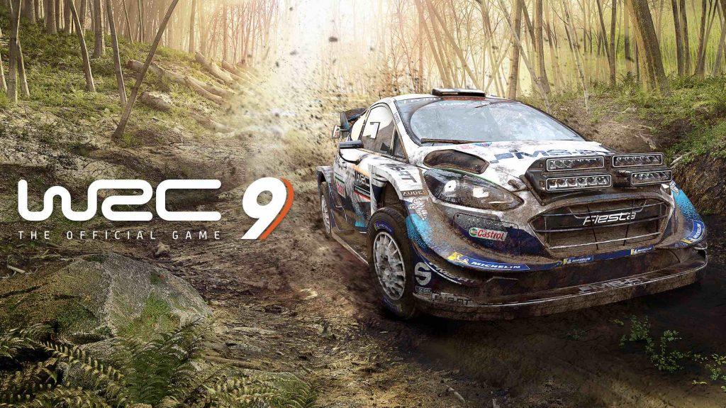 WRC9 art