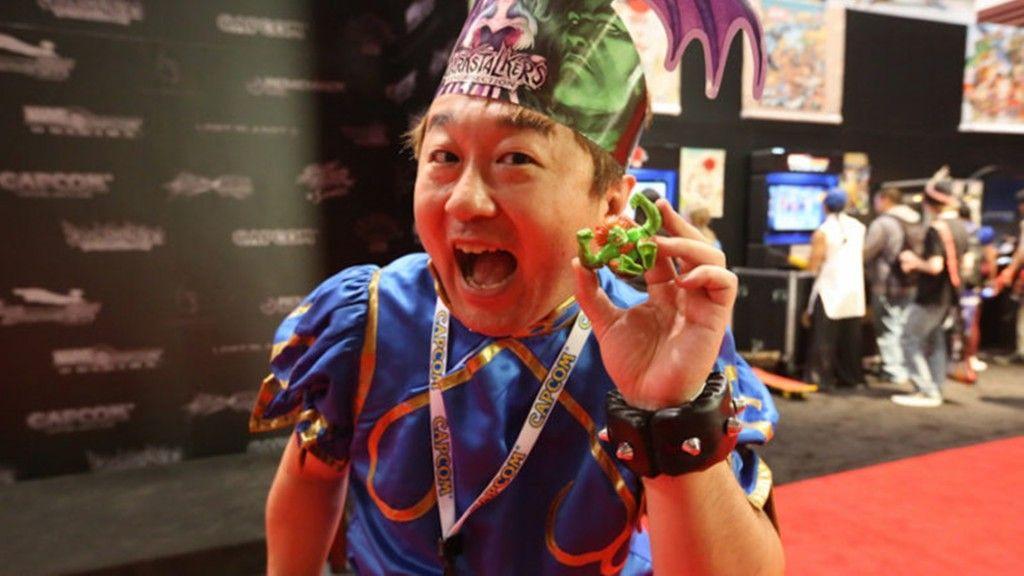 Yoshinori Ono el productor de Street Figher y muchos más juegos abandona Capcom trs una carrera profesional inmensa y plena a los éxitos de Capcom.