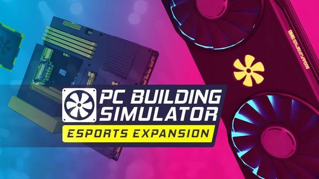 pc building simulator esport