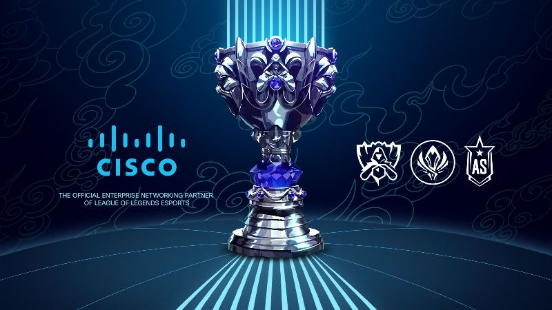 riot games cisco