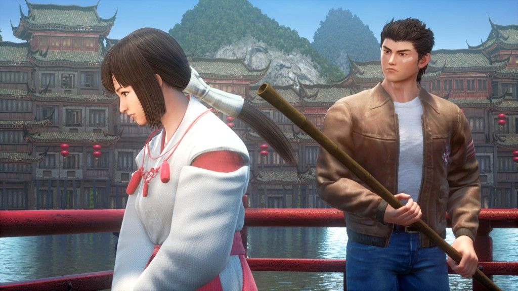 shenmue 3 paseo