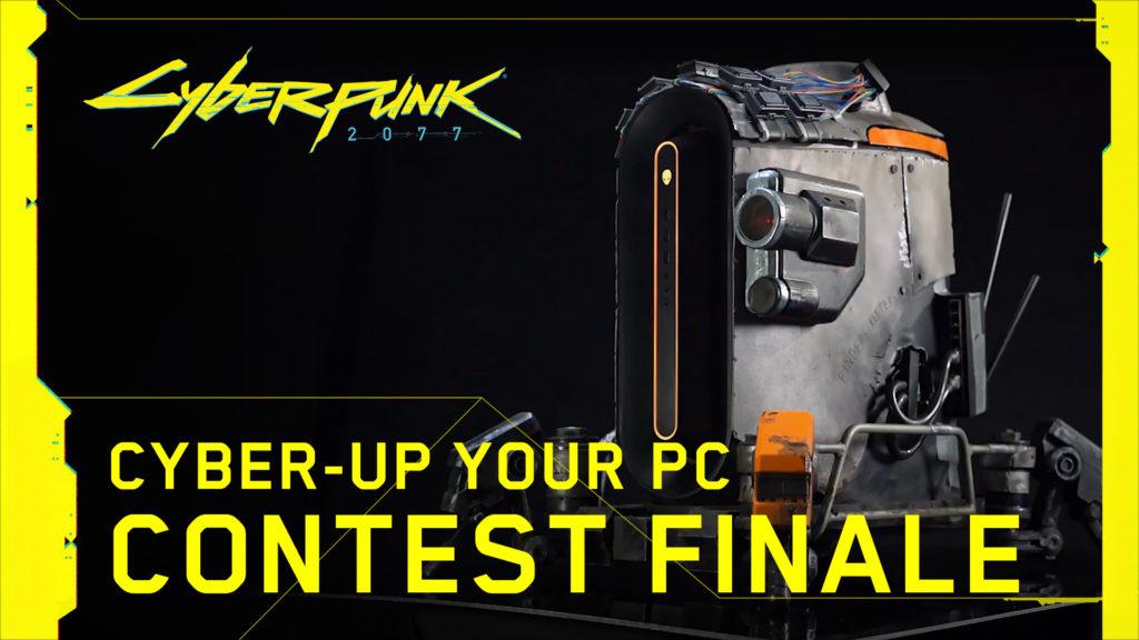 Cyberpunk2077 PcContestFinale EN