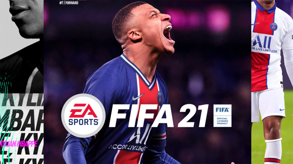 FIFA 21 generacion xbox