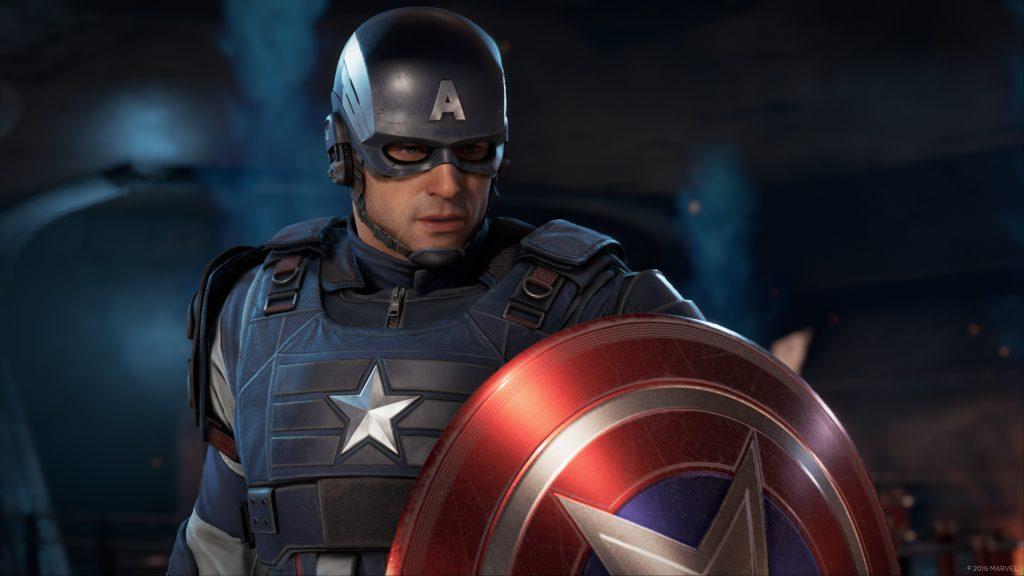 Marvel s Avengers Captain America
