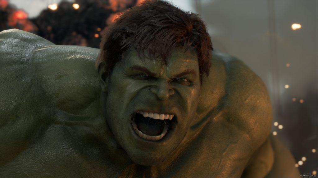 Marvel s Avengers Hulk