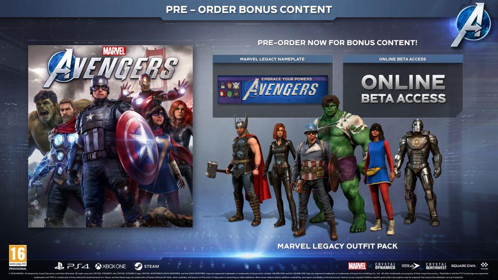 avengers ya está disponible