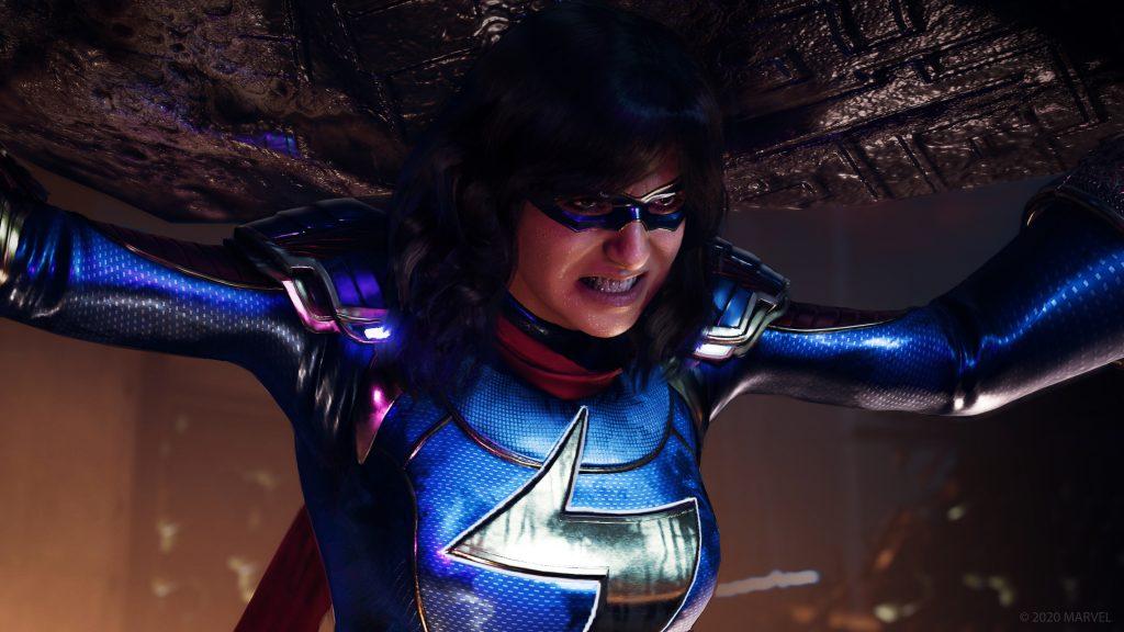 Kamala Khan en Marvel's Avengers
