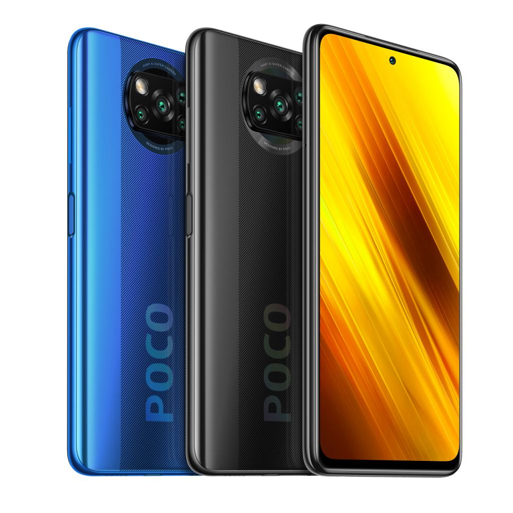POCO X3 NFC Mix
