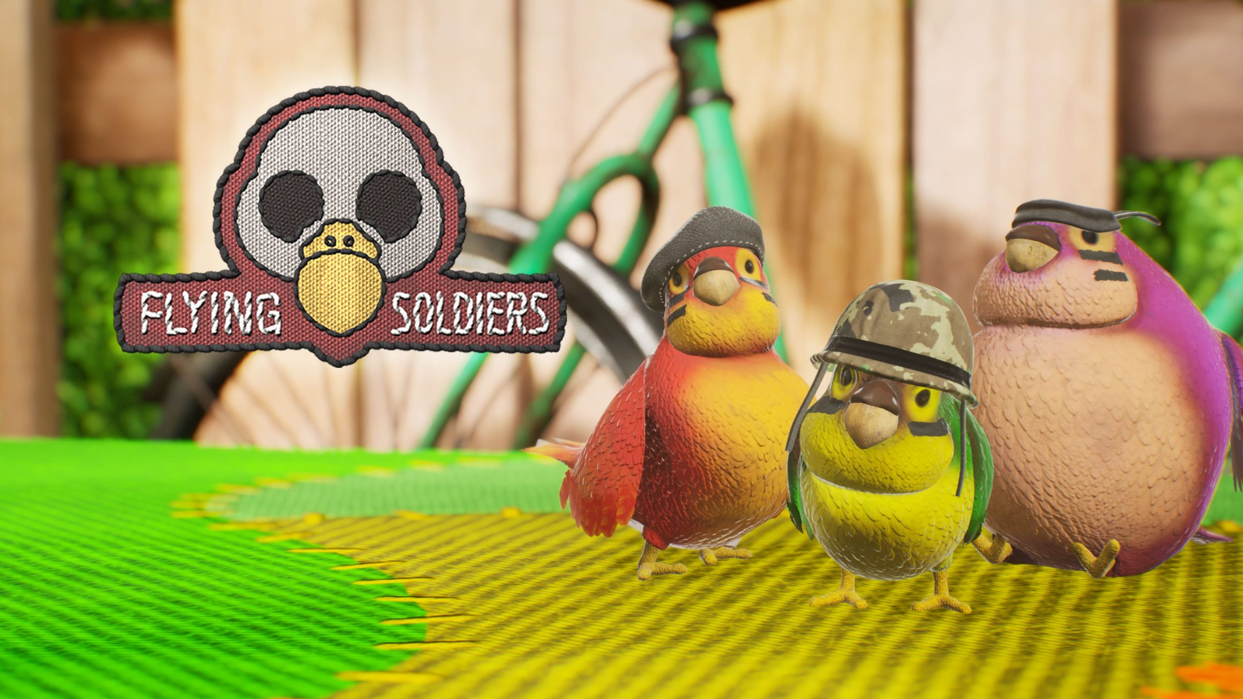 analisis flying soldiers