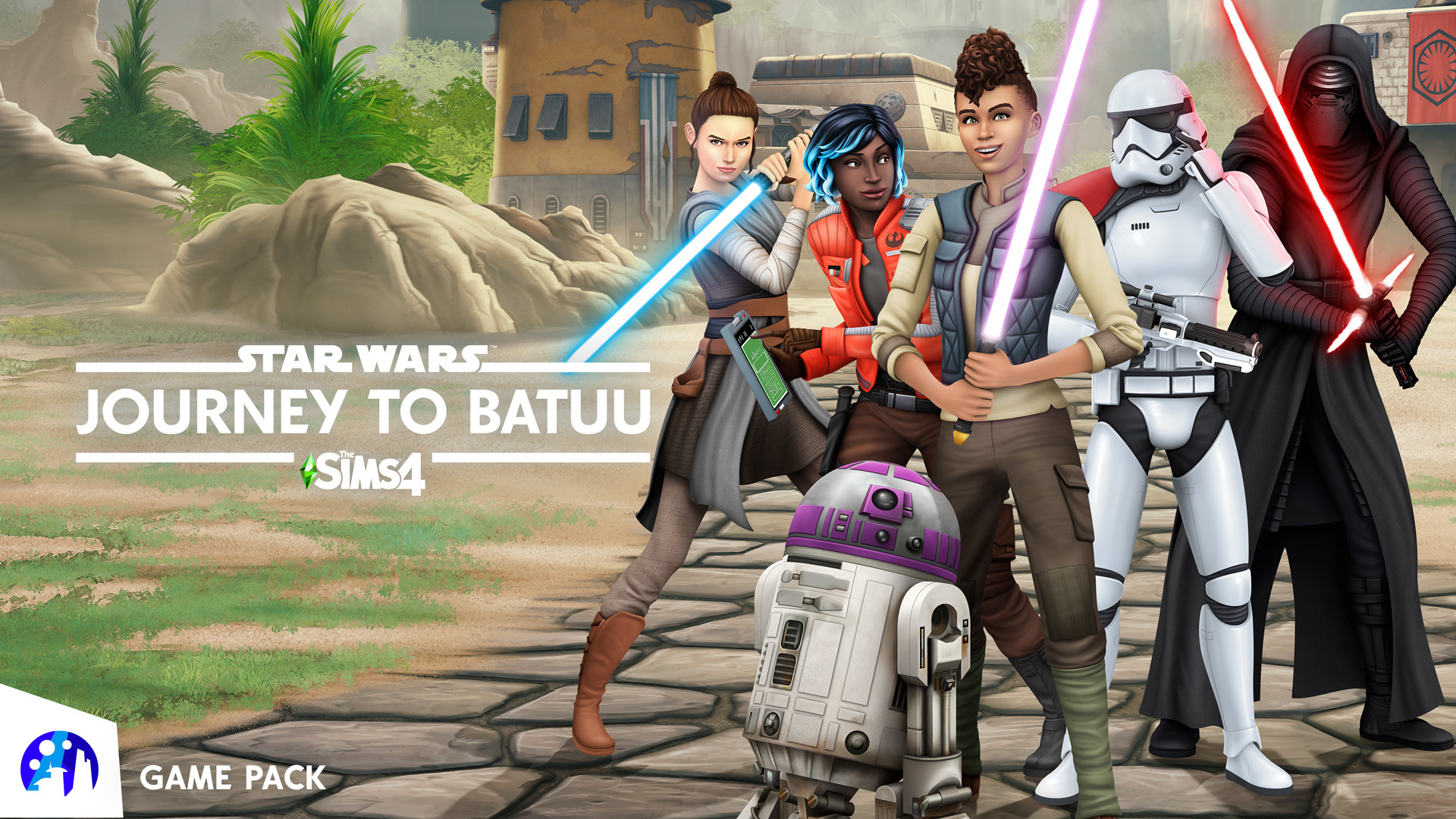 Los Sims 4 Star Wars