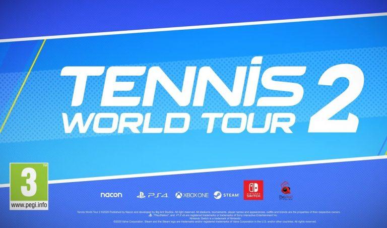 tennir world tour