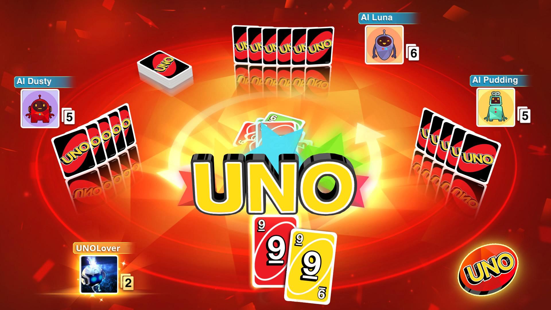 videojuego UNO